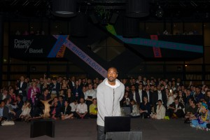 Kanye West New Album Yeezus Listening Session at Design Miami/ Basel
