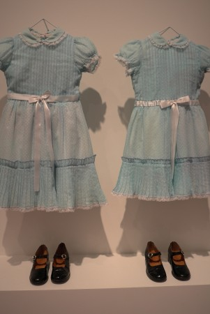 Remember the twins? So eerie it gives me the creeps just thinking about them