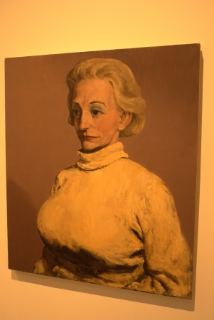 That's a really good bad painting by John Currin