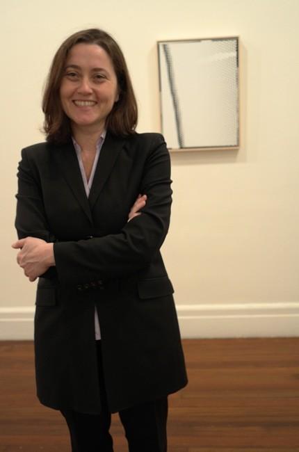 There's Barbara Bertozzi Castelli, she's happy, she's got a great show.