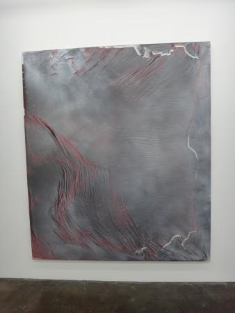 Tauba Auerbach meets Stingel meets Richter?