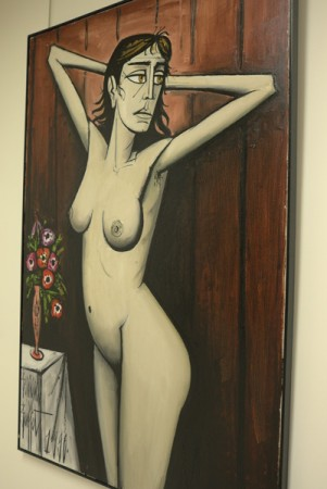 a great nude, looks like Annabel Buffet, his wife