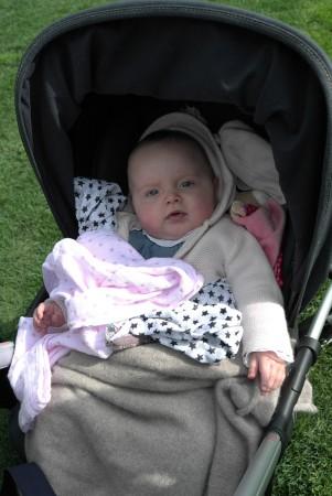 my goddaughter Anais Perrotin