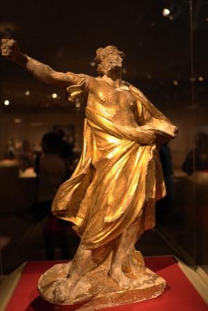 High Italian Baroque, this guy was bigger than Jeff Koons