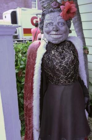 It's always Halloween in Key West.