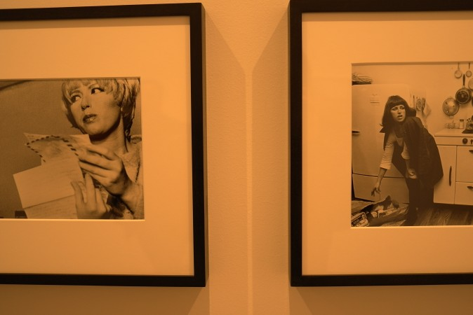 Cindy Sherman as a housewife
