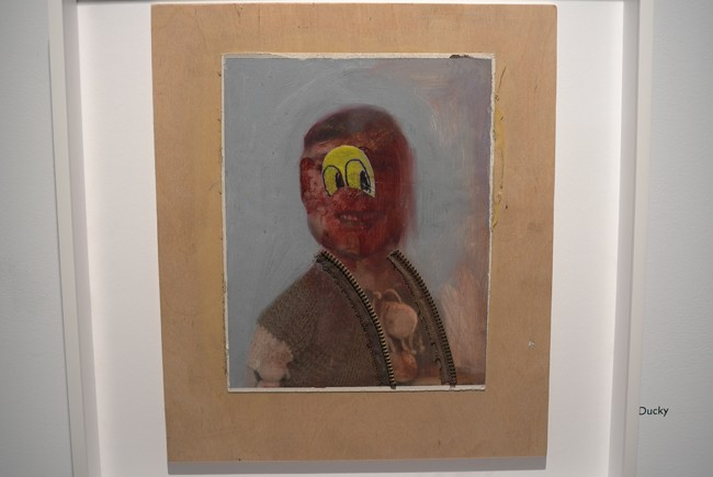 <strong>All new work at Kent Fine Art by Llyn Foulkes!!</strong>
