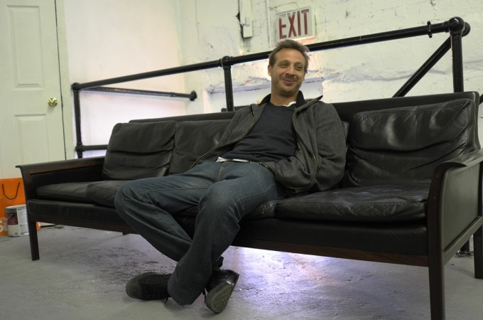So long Paul, thanks for the visit and congrats on the new warehouse/gallery!