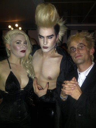 Look how they dress for Gaga