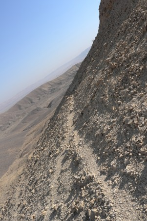 Which was a good thing, it's not as hot as you think ... so long Negev, see you next time, I'm definitely coming back