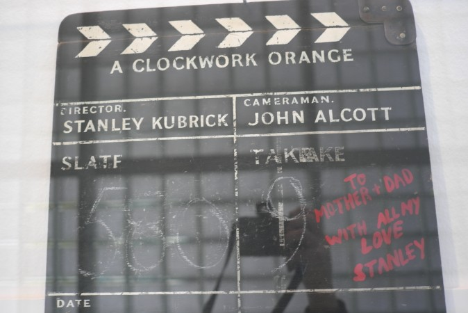 Thanks Mr. Kubrick you are the definition of genius