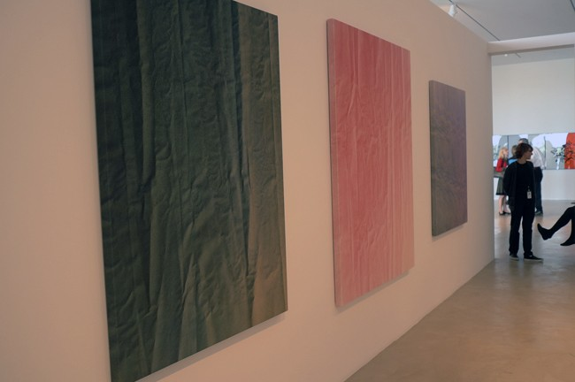 Here are the Tauba Auerbach's, they still fit in beautifully.