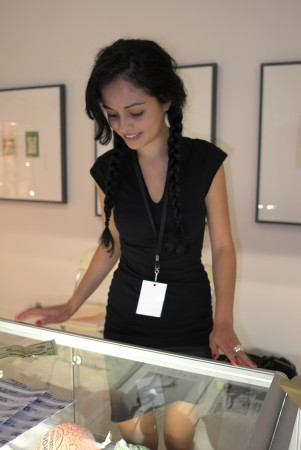 It's run by the lovely Fabiola Alondra, wouldn't you buy from her too?
