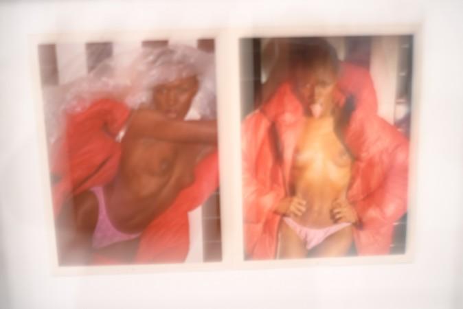 Naked Grace Jones