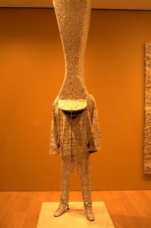 Nick Cave costume