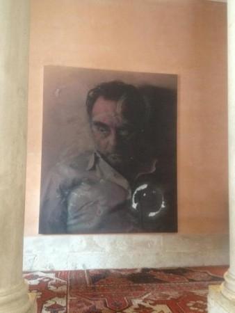Rudi Stingel at Palazzo Grassi Venice