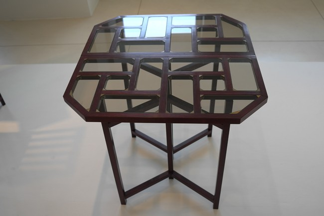 Paulin table from the 80s