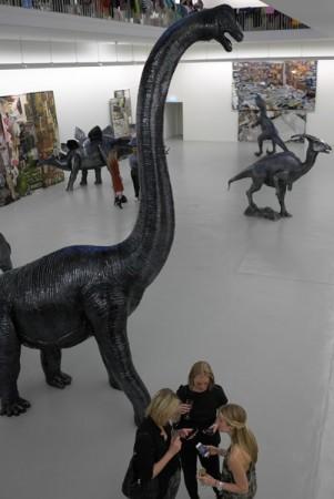 Looks like Jurassic park