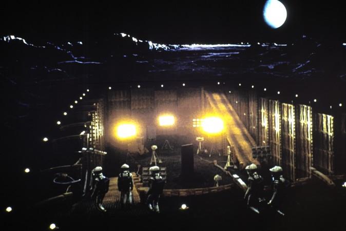 2001 Space Odyssey!