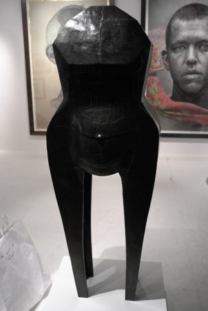 Ingrid Donat S&M commode… let's get kinky at Barry Friedman.
