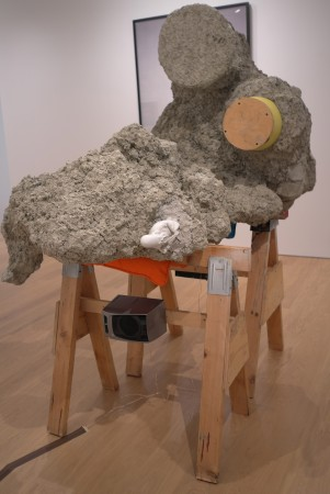 I like this ugly Mike Kelley…will anyone else?