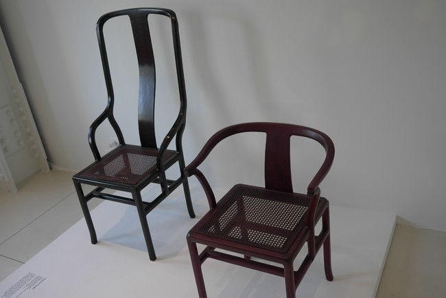 Paulin in the 80s revisited Mandarin furniture. This is sophisticated, I own one too.
