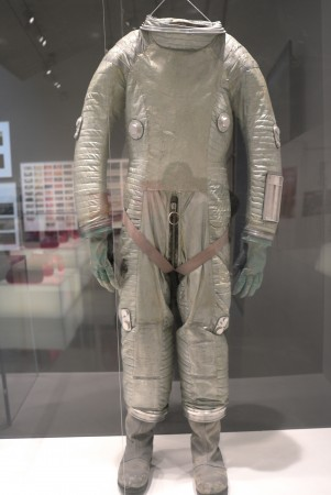Remember this space suit-sooo vintage!