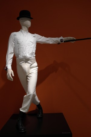 Clockwork Orange original suit!