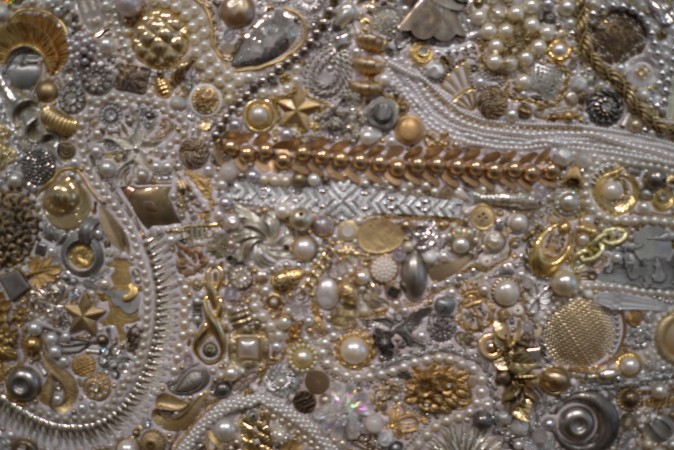 Mike Kelley close up