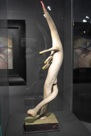 Dancing Schwitters… $3.5m at Gallery Gmurzynska. This ain't no disco!