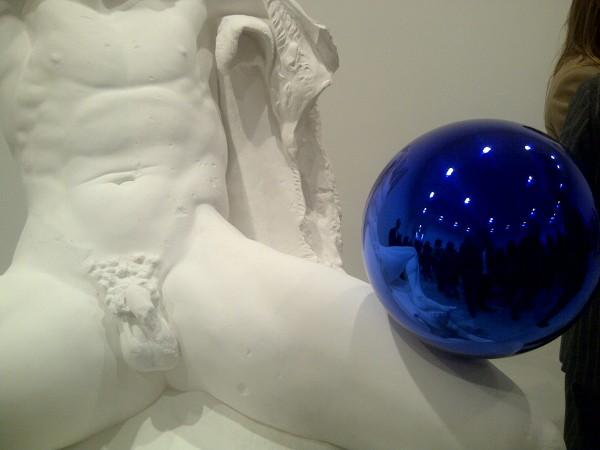 This piece has balls