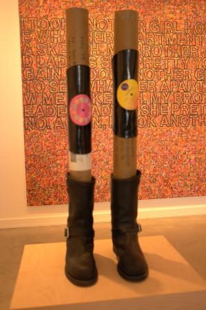 New sculpture called <i>Bootleg</i>