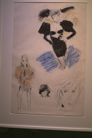 KK does drawings too