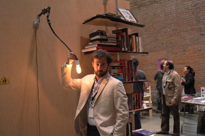 Sam Orlofsky of Gagosian gallery