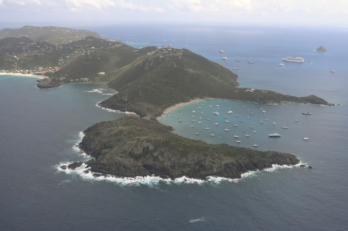 Goodbye St Barth's…  I have to admit, the French do it best.