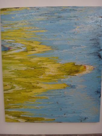 A Richtery canvas