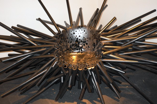 The porcupine chair, and you don't care?
