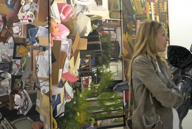paintings of hoarders